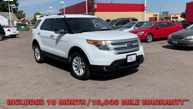Pre-Owned 2014 FORD EXPLORER XLT Sport