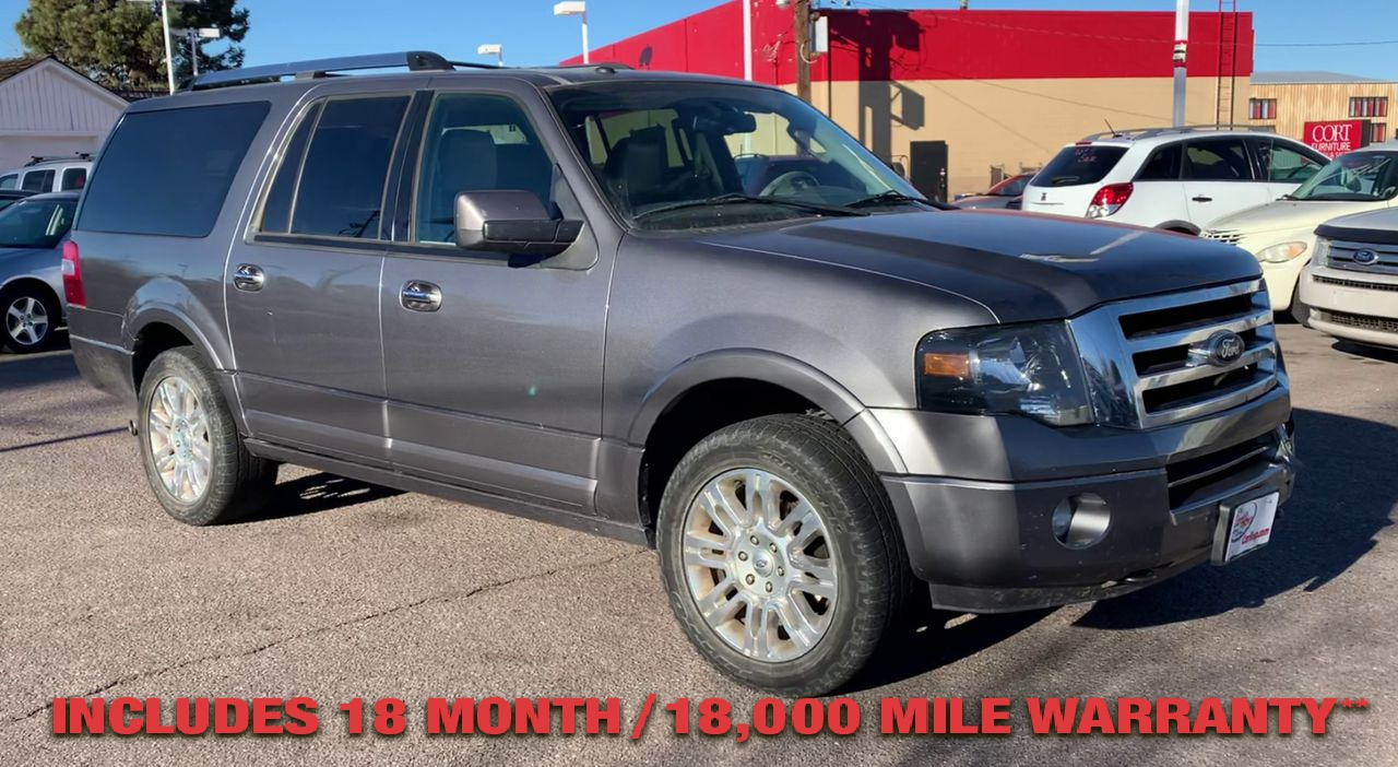 Pre-Owned 2011 FORD EXPEDITION Limited Sp