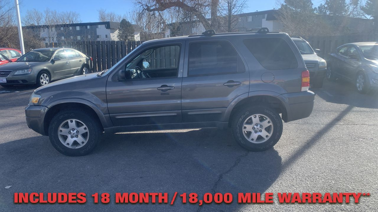 Pre-Owned 2006 FORD ESCAPE Limited Sp