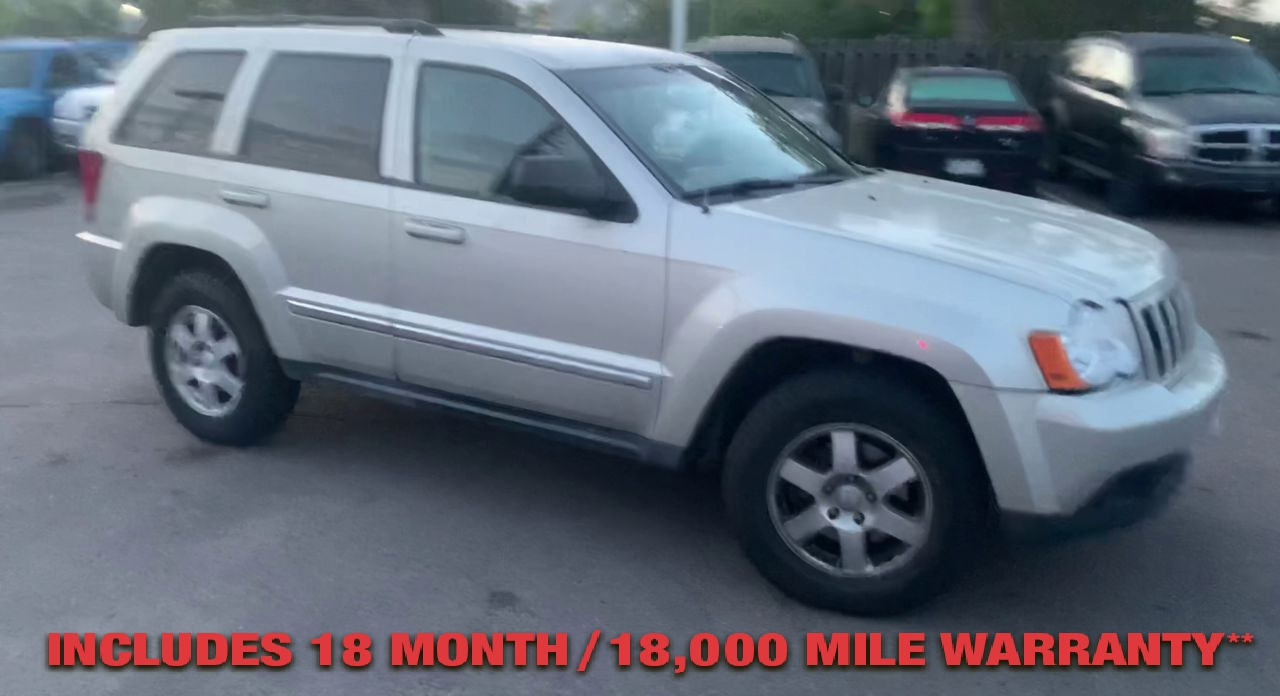 Pre-Owned 2010 JEEP GRAND CHEROKEE Laredo Spo