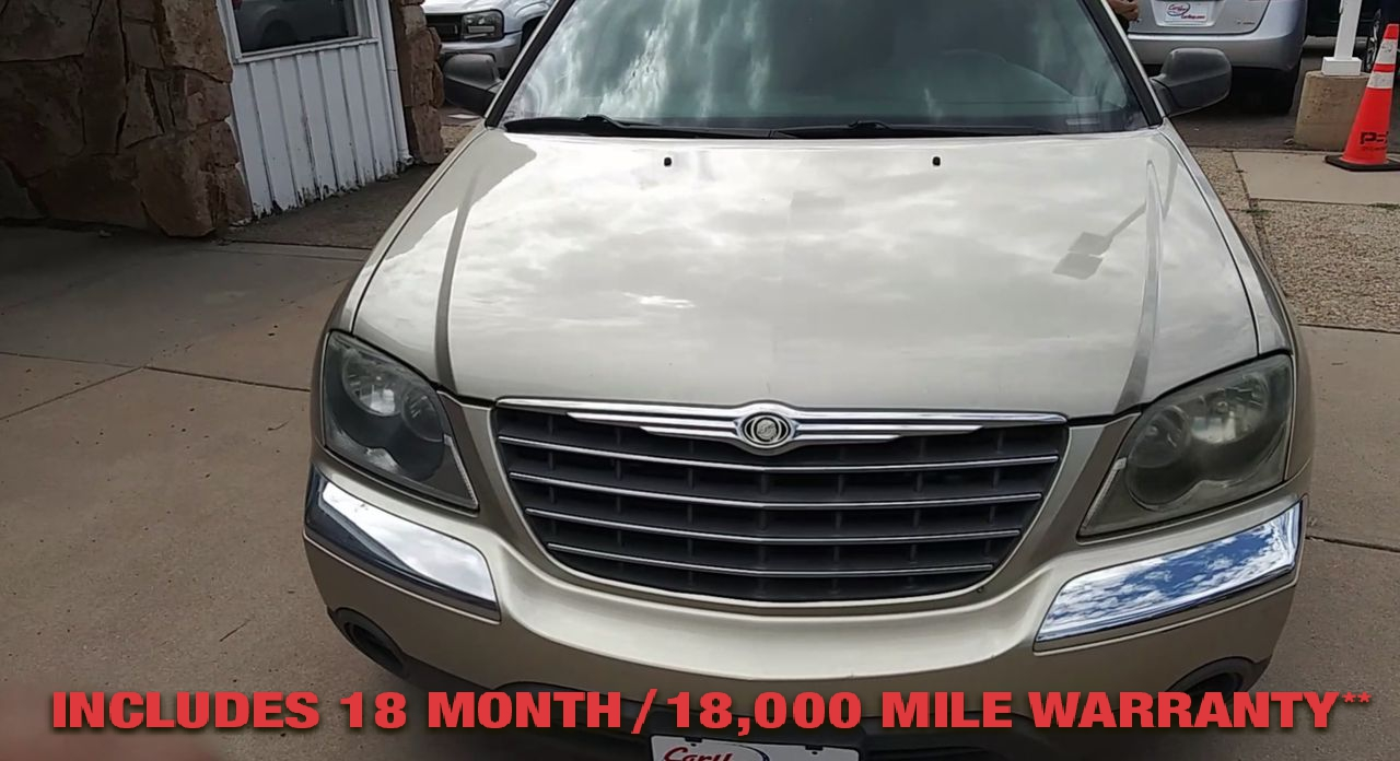 Pre-Owned 2005 CHRYSLER PACIFICA TOURING SP
