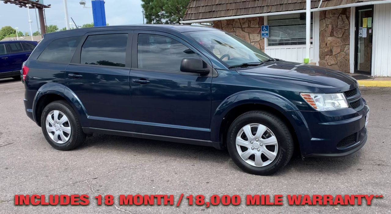 Pre-Owned 2015 DODGE JOURNEY BASE