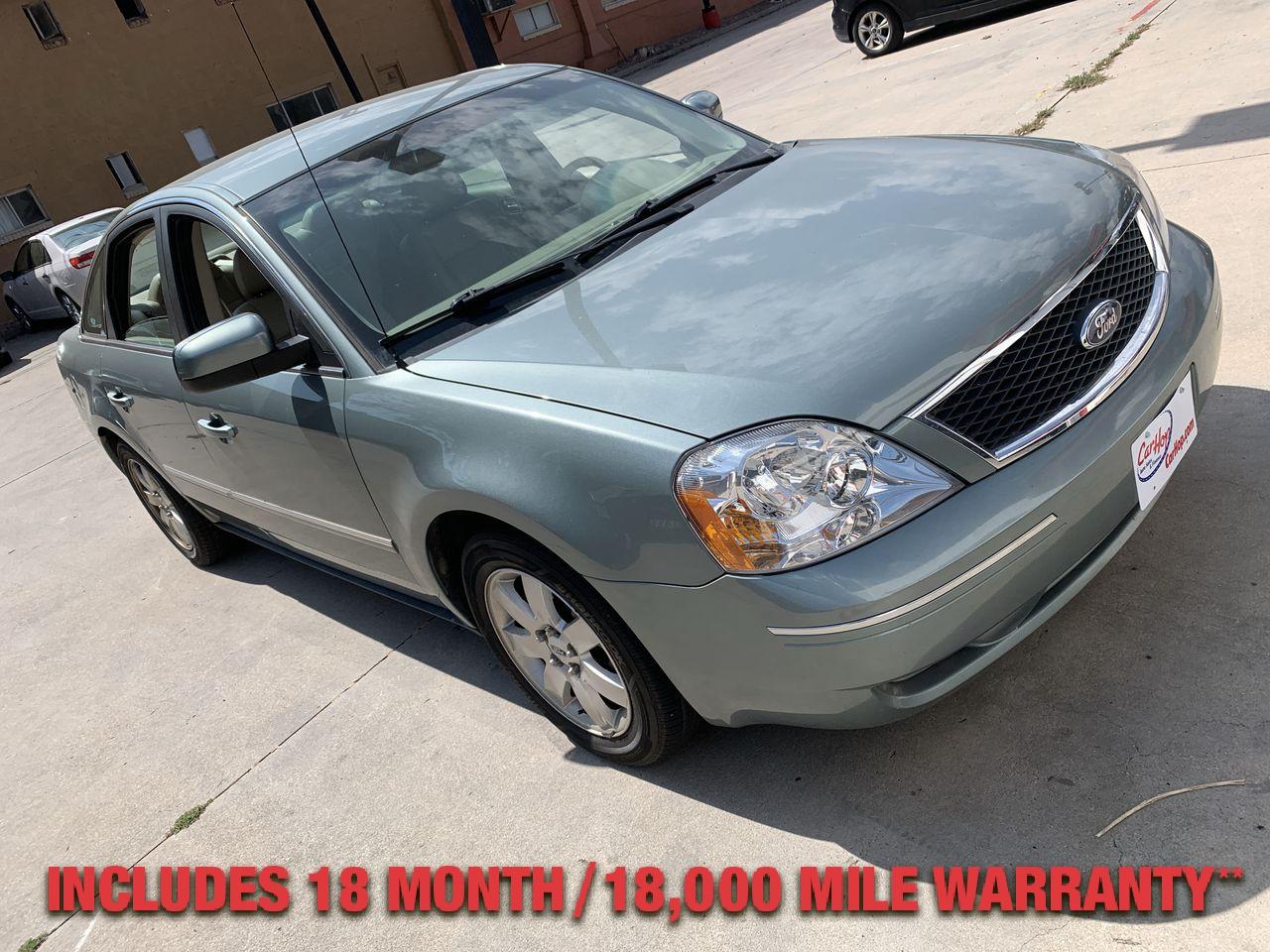 Pre-Owned 2006 FORD FIVE HUNDRED SEL Sedan
