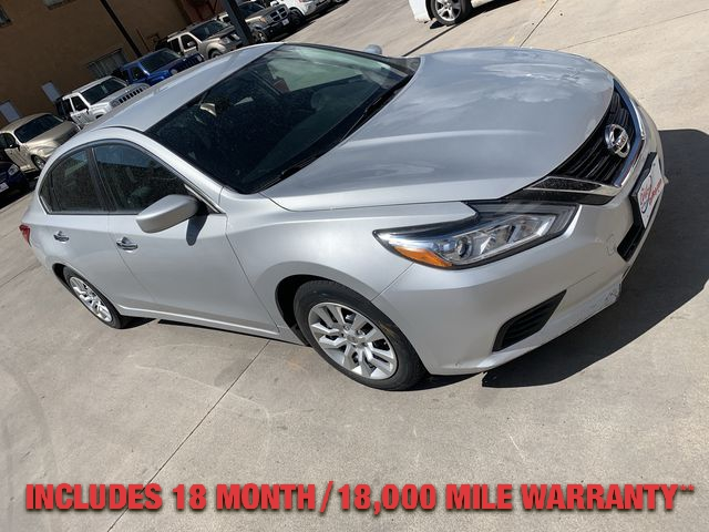 Pre-Owned 2016 NISSAN ALTIMA 2.5 SEDAN
