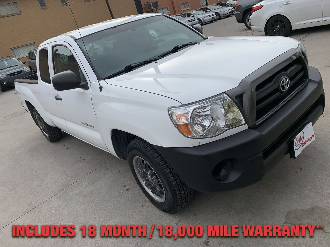 Pre-Owned 2008 TOYOTA TACOMA PICKUP 4D