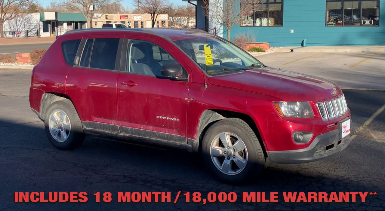 Pre-Owned 2014 JEEP COMPASS Sport SUV