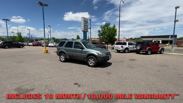 Pre-Owned 2006 FORD ESCAPE XLT Sport