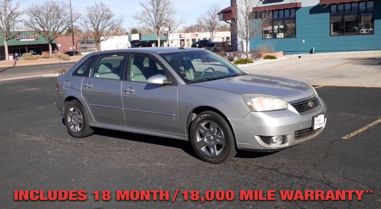 Pre-Owned 2007 CHEVROLET MALIBU MAXX LT MAXX Ha