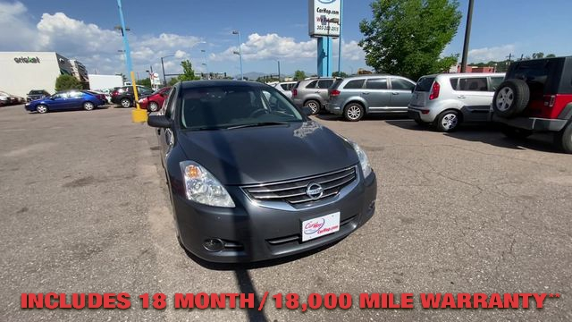 Pre-Owned 2010 NISSAN ALTIMA 2.5 SEDAN