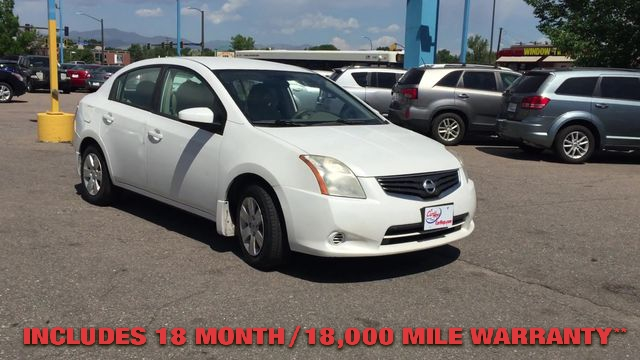 Pre-Owned 2010 NISSAN SENTRA BASE
