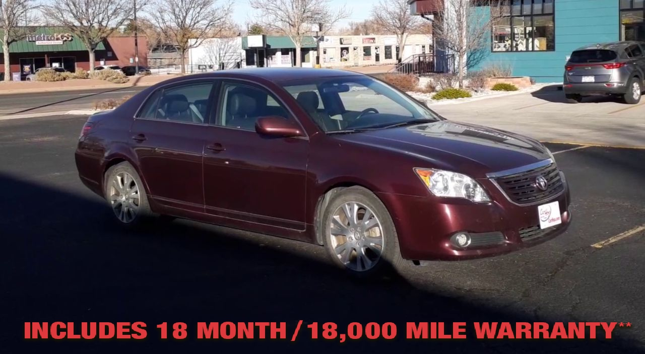 Pre-Owned 2008 TOYOTA AVALON Touring Se