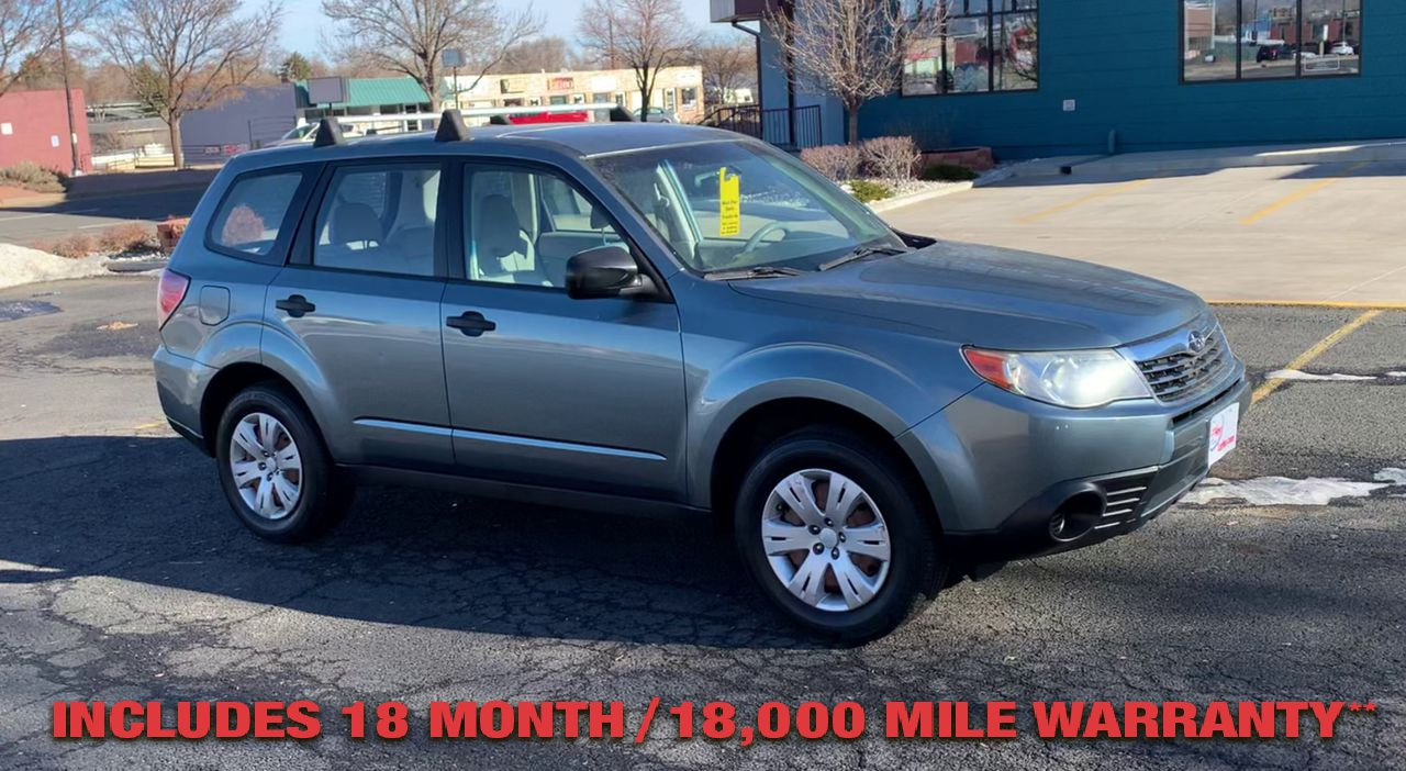 Pre-Owned 2010 SUBARU FORESTER 2.5X SPORT