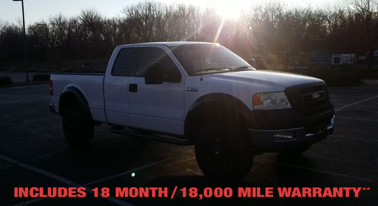 Pre-Owned 2005 FORD F150 XL