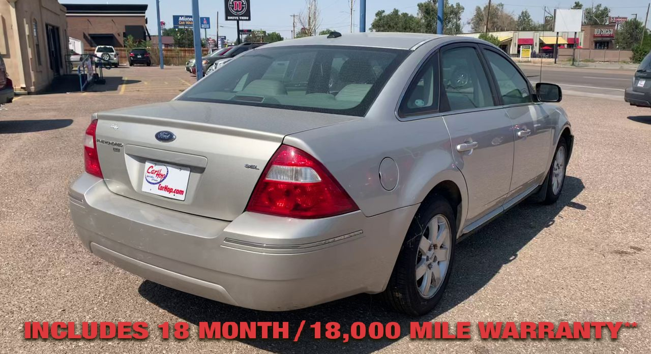 Pre-Owned 2007 FORD FIVE HUNDRED SEL Sedan