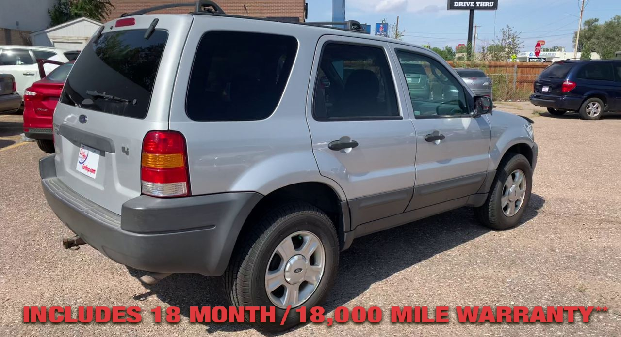 Pre-Owned 2004 FORD ESCAPE XLT Sport