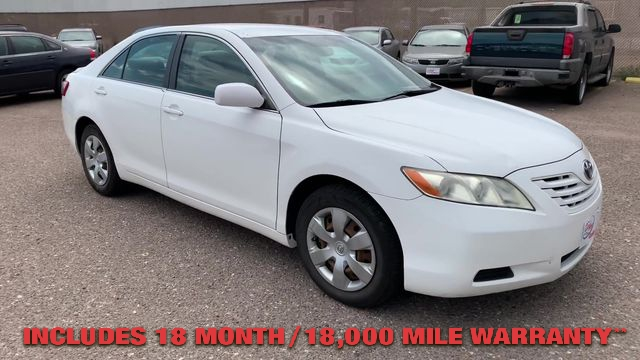 Pre-Owned 2009 TOYOTA CAMRY LE Sedan 4