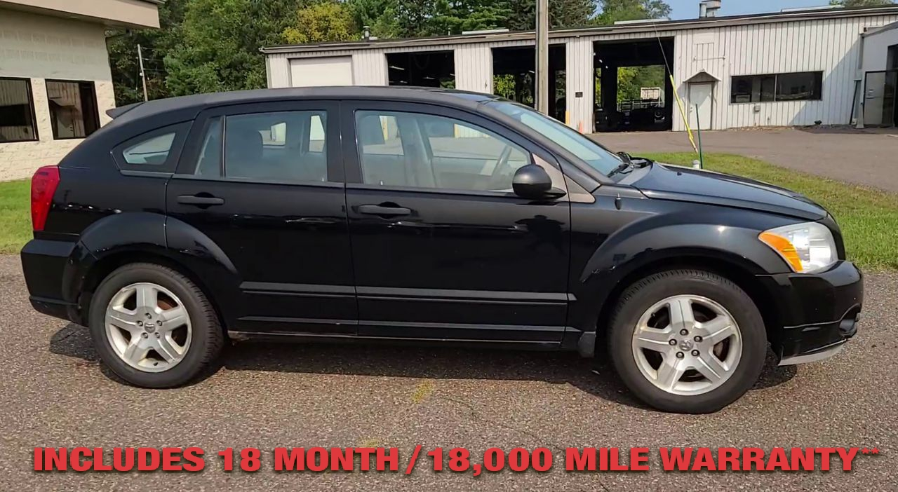 Pre-Owned 2007 DODGE CALIBER SXT Sport