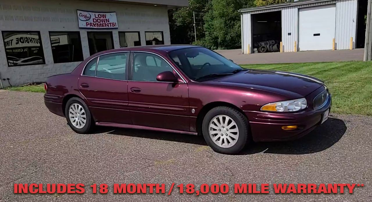 Pre-Owned 2005 BUICK LESABRE Custom Sed