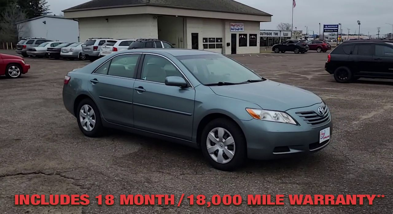Pre-Owned 2007 TOYOTA CAMRY LE Sedan 4