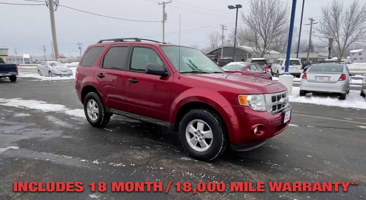 Pre-Owned 2012 FORD ESCAPE XLT Sport