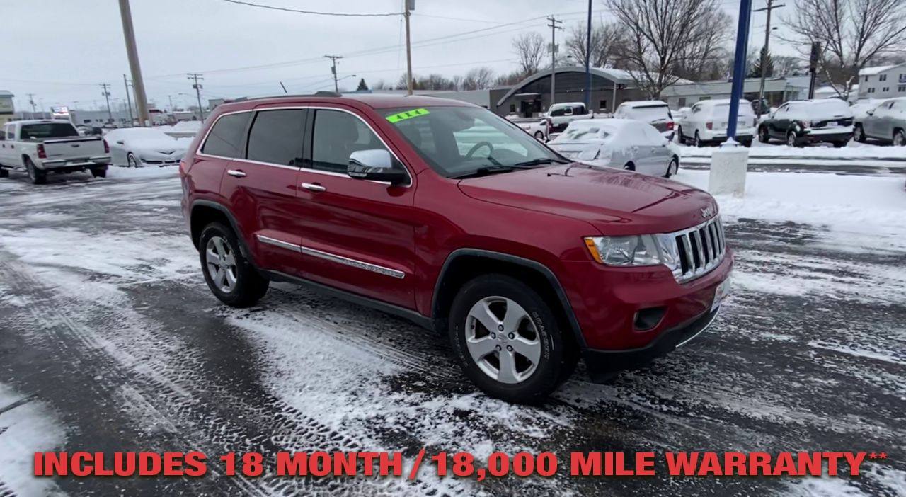 Pre-Owned 2011 JEEP GRAND CHEROKEE Limited Sp