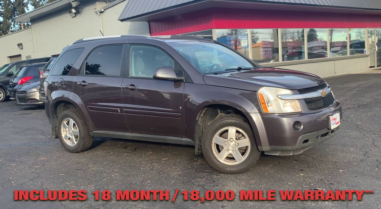 Pre-Owned 2007 CHEVROLET EQUINOX LT Sport U