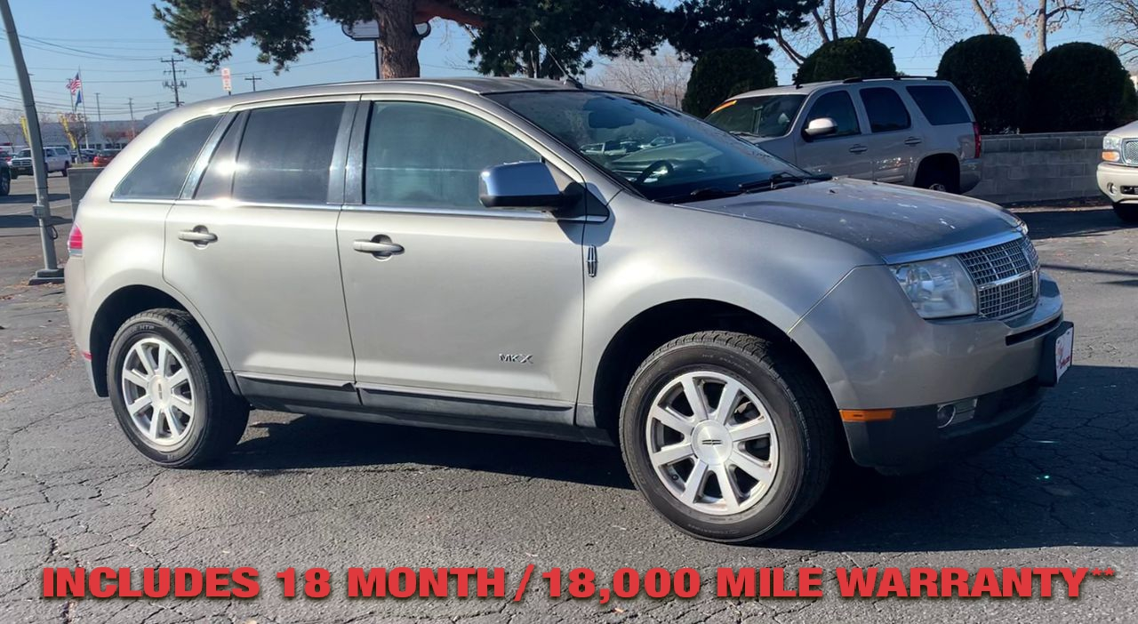 Pre-Owned 2008 LINCOLN MKX Sport Util