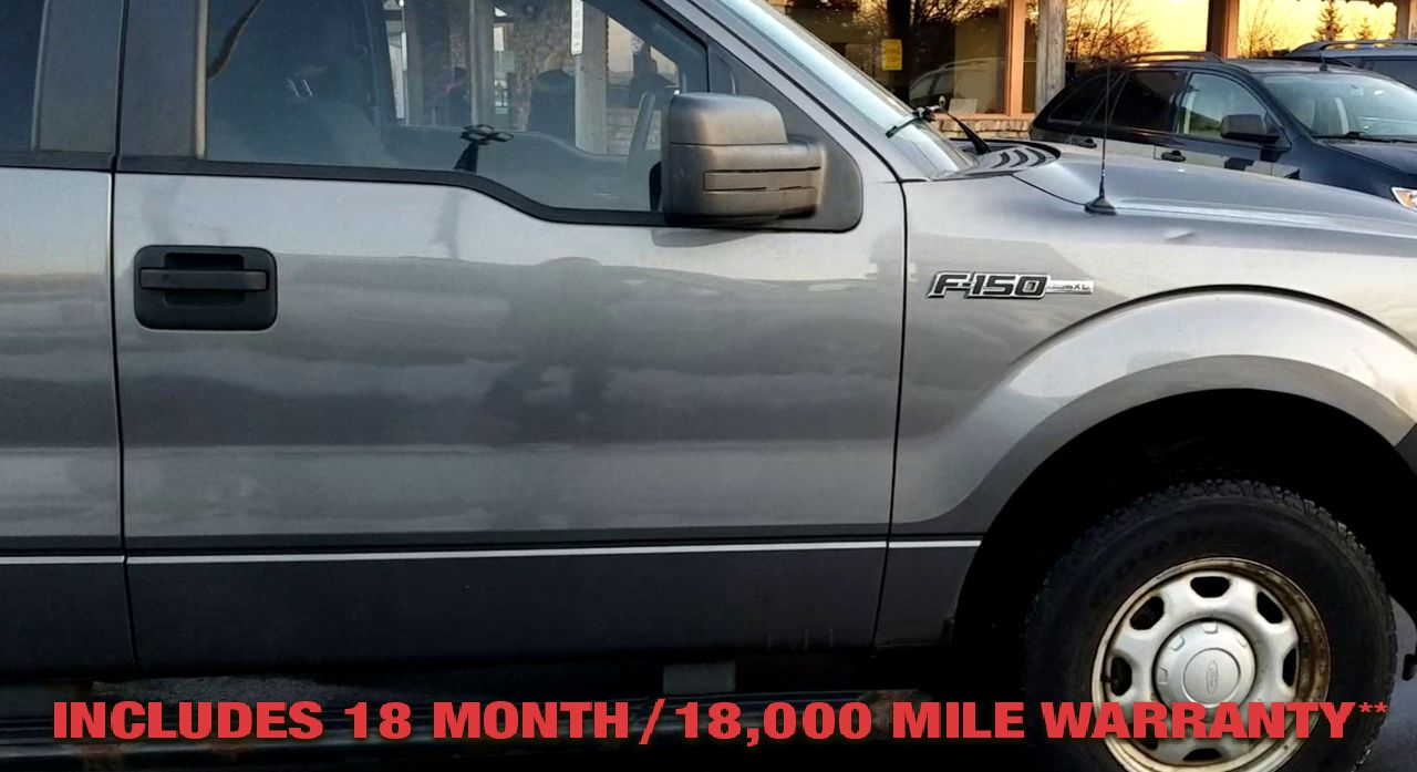 Pre-Owned 2010 FORD F150 FX4 Pickup