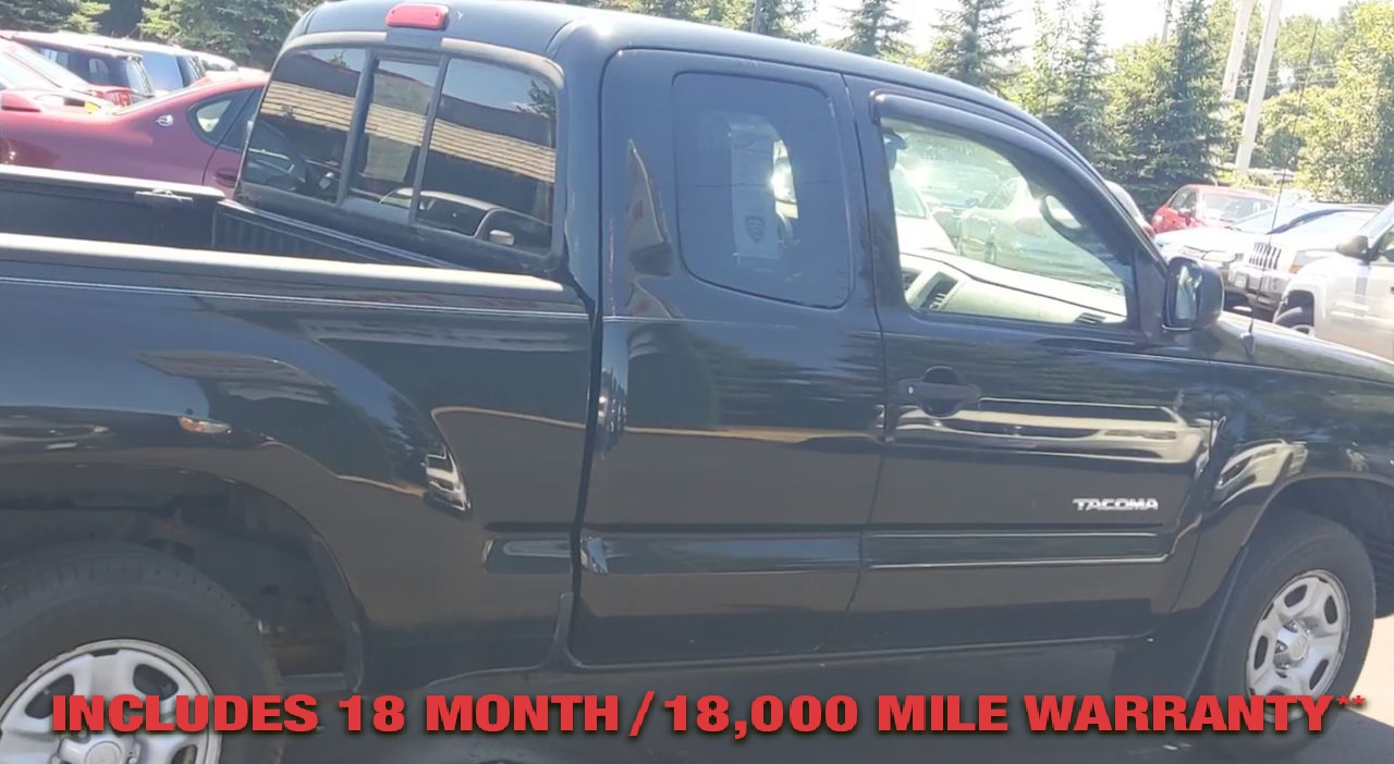 Pre-Owned 2009 TOYOTA TACOMA PICKUP 4D