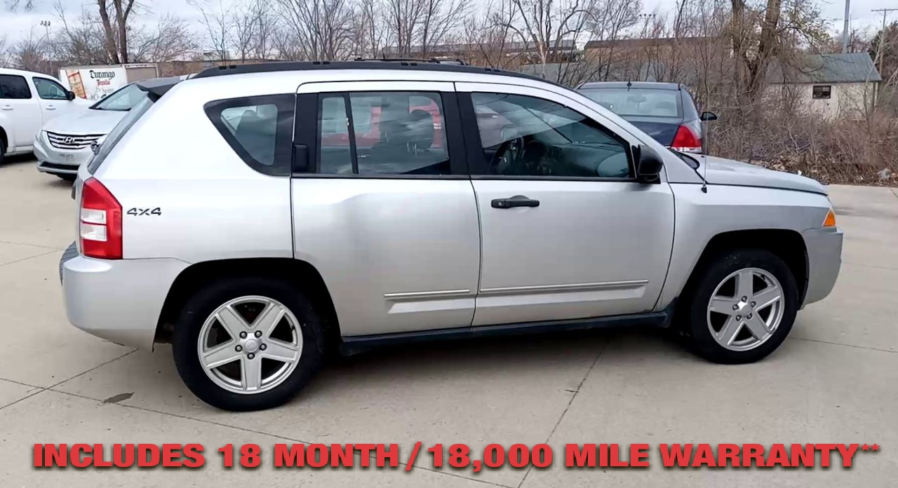 Pre-Owned 2010 JEEP COMPASS Sport SUV