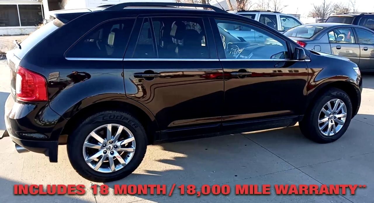 Pre-Owned 2013 FORD EDGE Limited Sp