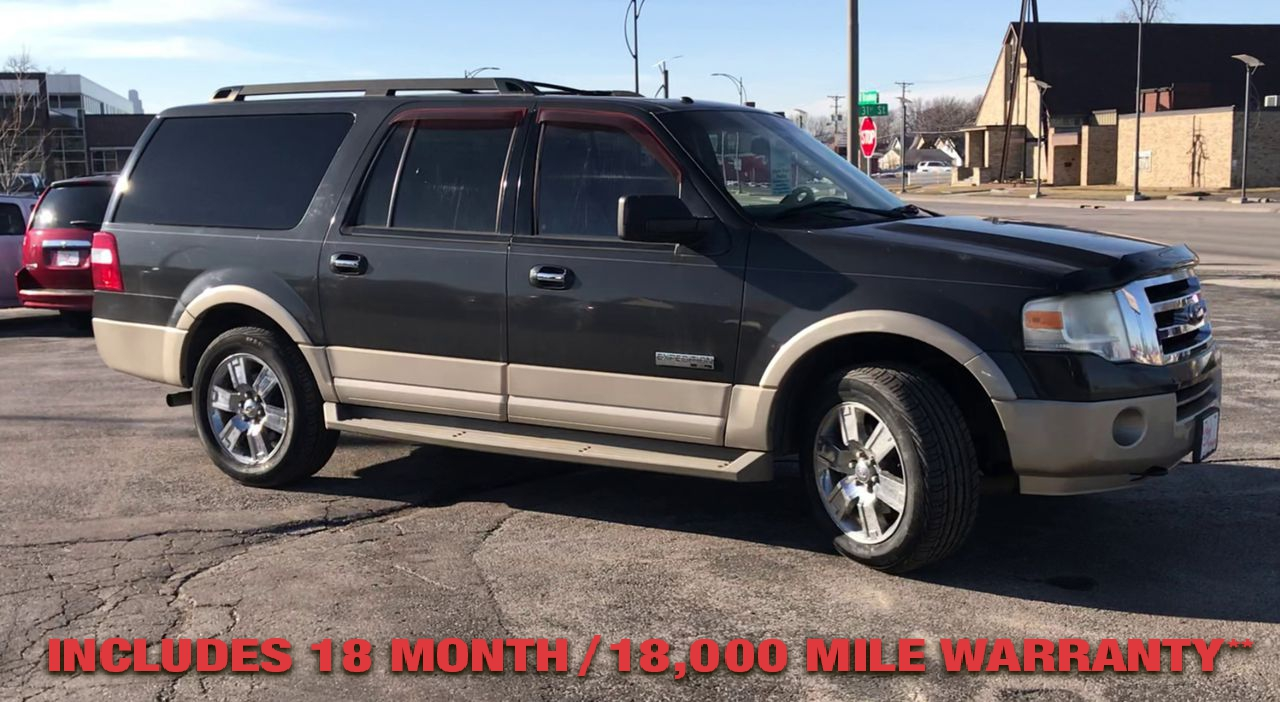 Pre-Owned 2007 FORD EXPEDITION Eddie Baue