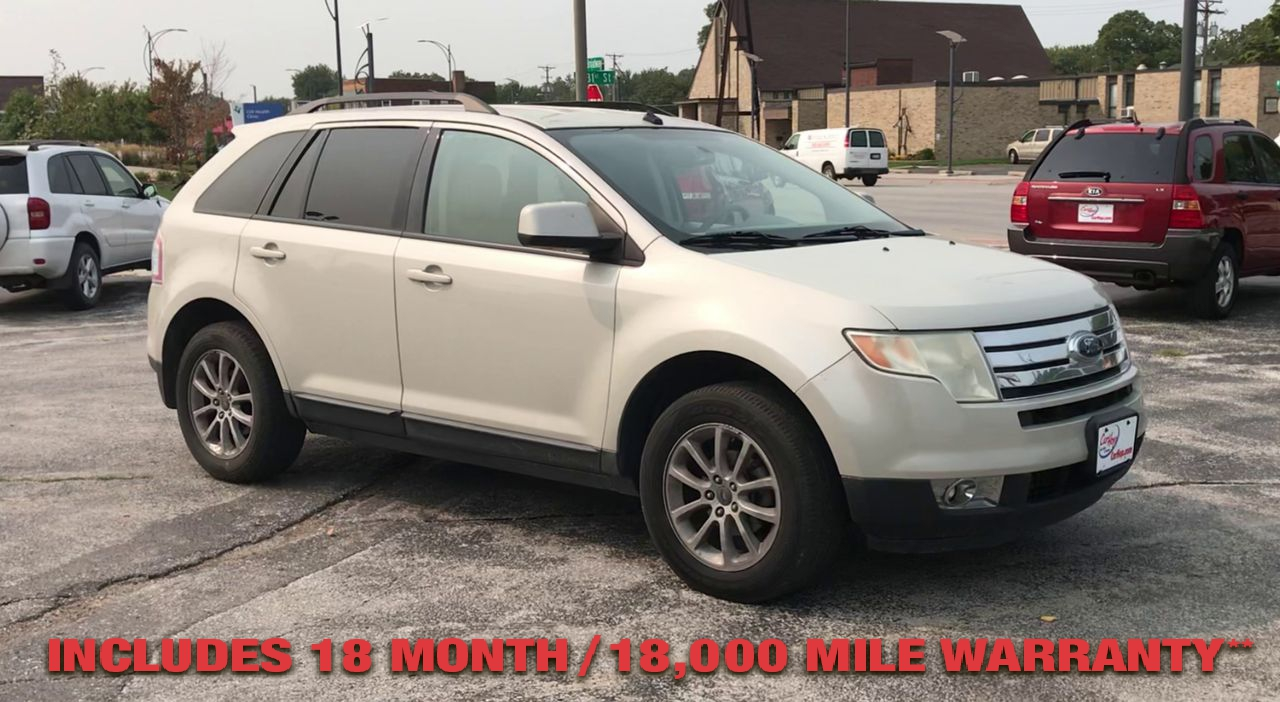 Pre-Owned 2007 FORD EDGE SEL Sport