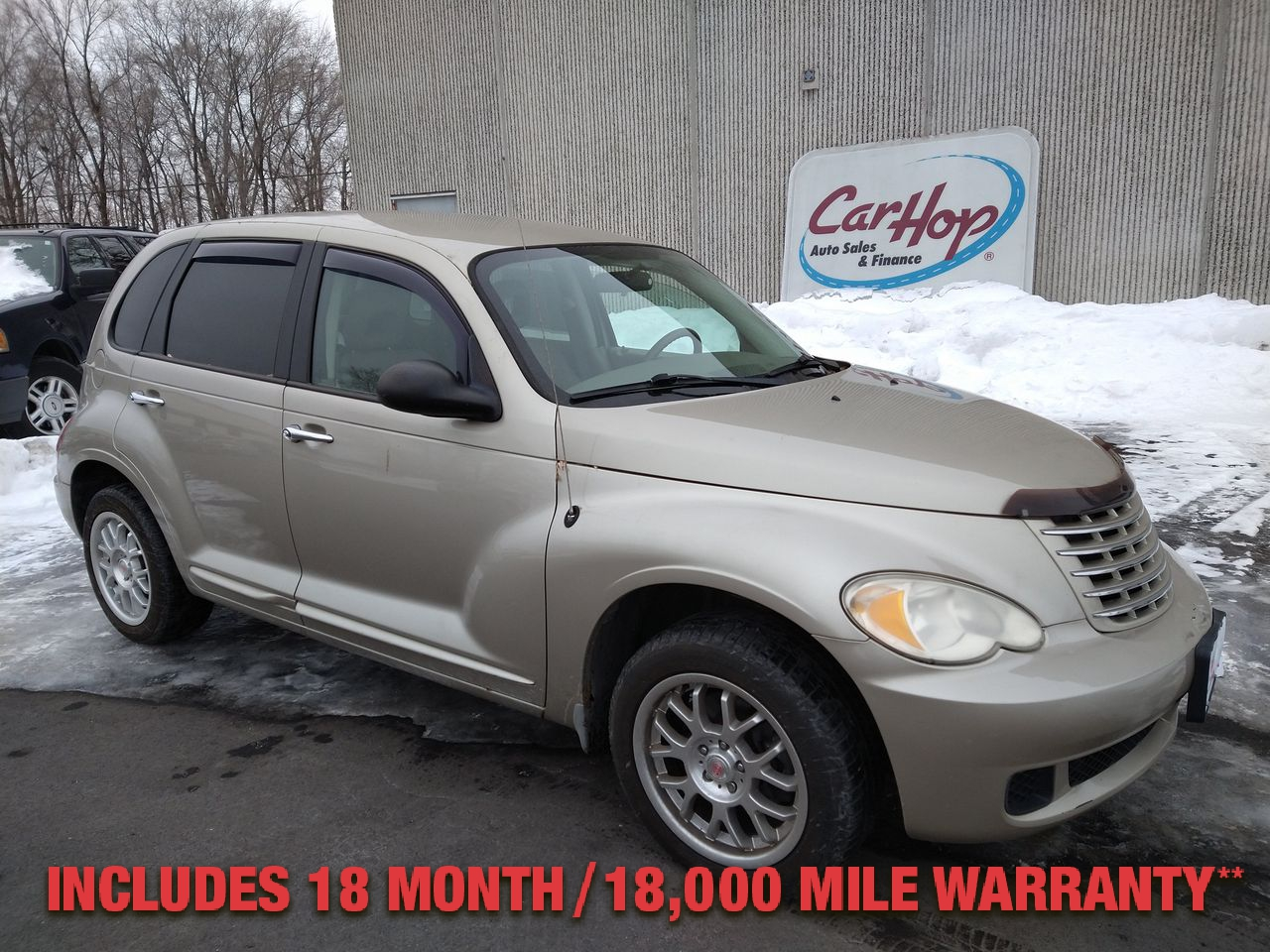 Pre-Owned 2006 CHRYSLER PT CRUISER Touring Sp