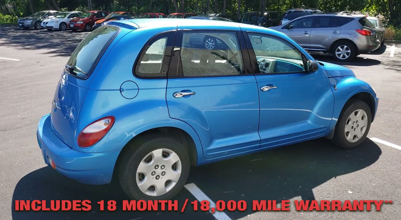 Pre-Owned 2008 CHRYSLER PT CRUISER Sport Wago