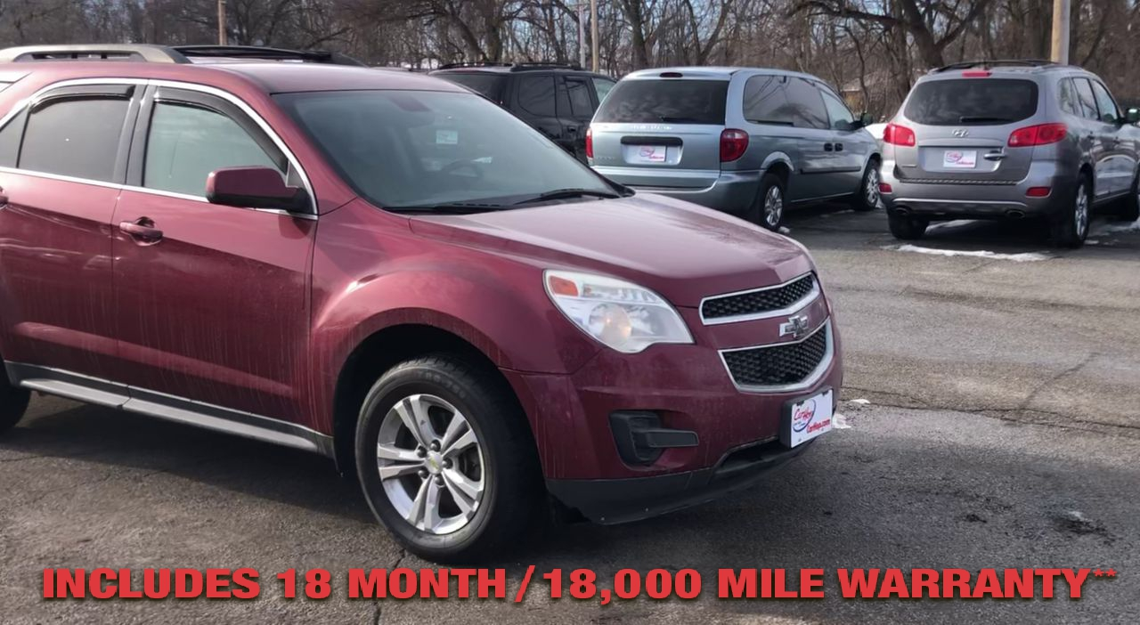 Pre-Owned 2010 CHEVROLET EQUINOX LT Sport U