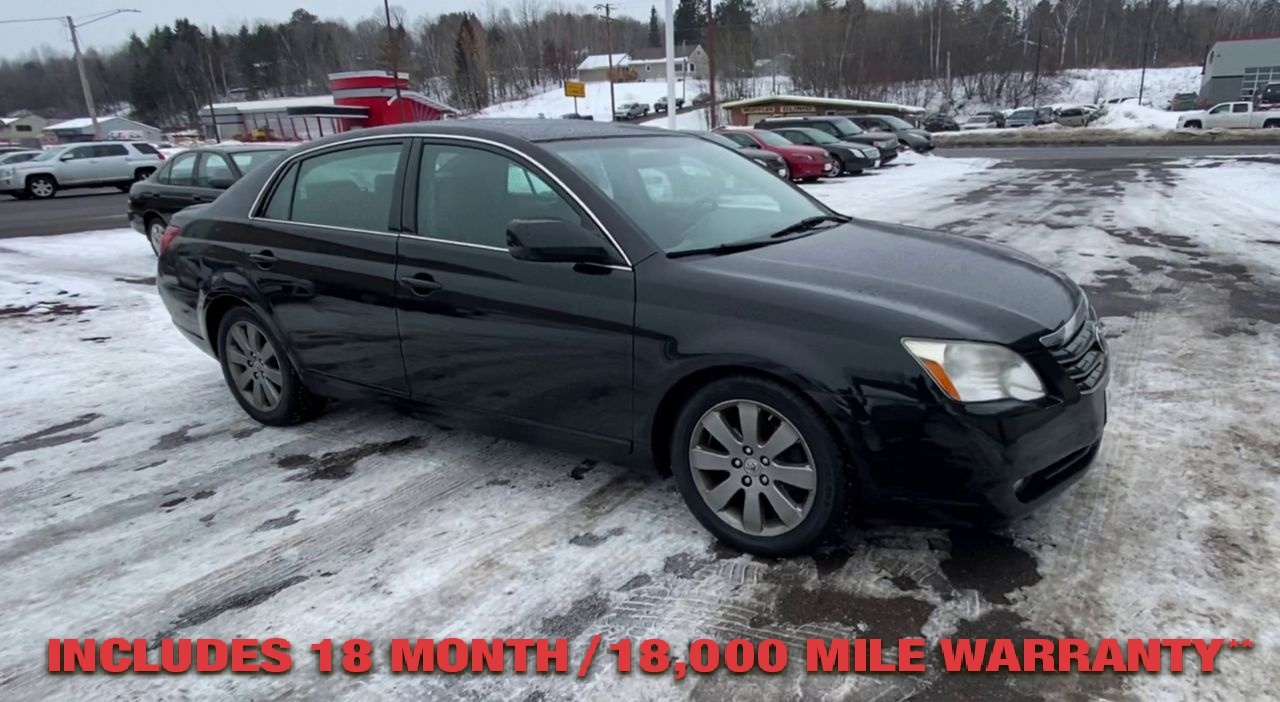 Pre-Owned 2007 TOYOTA AVALON Limited Se