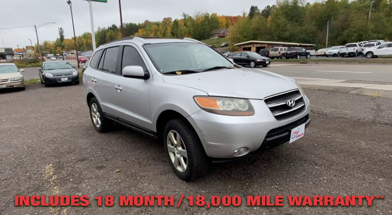 Pre-Owned 2007 HYUNDAI SANTA FE Limited Sp