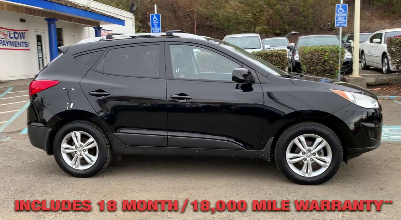 Pre-Owned 2011 HYUNDAI TUCSON Limited Sp