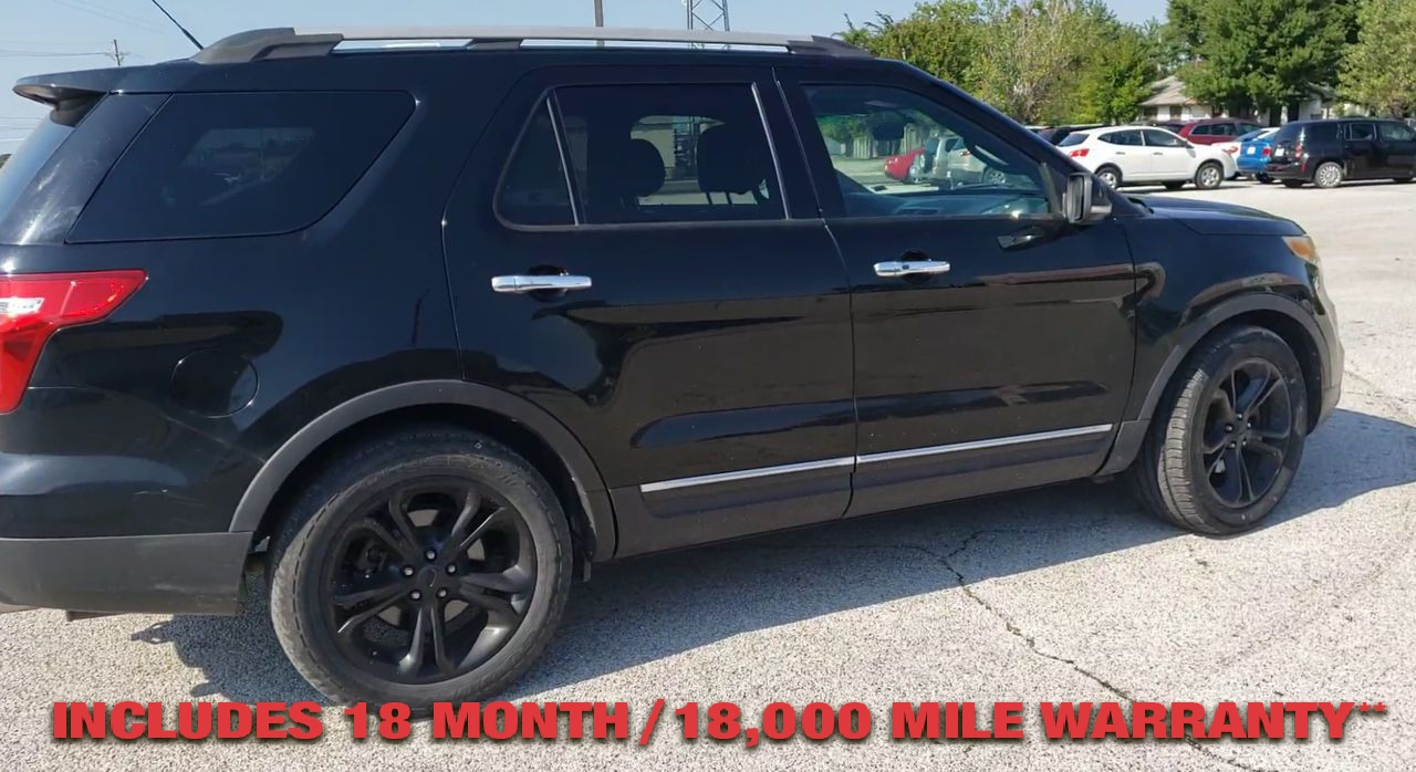 Pre-Owned 2012 FORD EXPLORER LIMITED SP