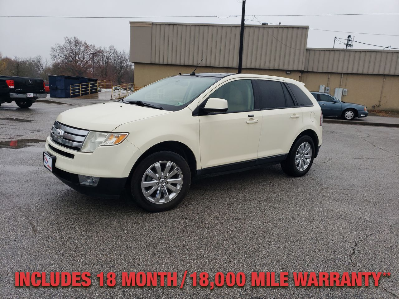 Pre-Owned 2007 FORD EDGE SEL Plus S