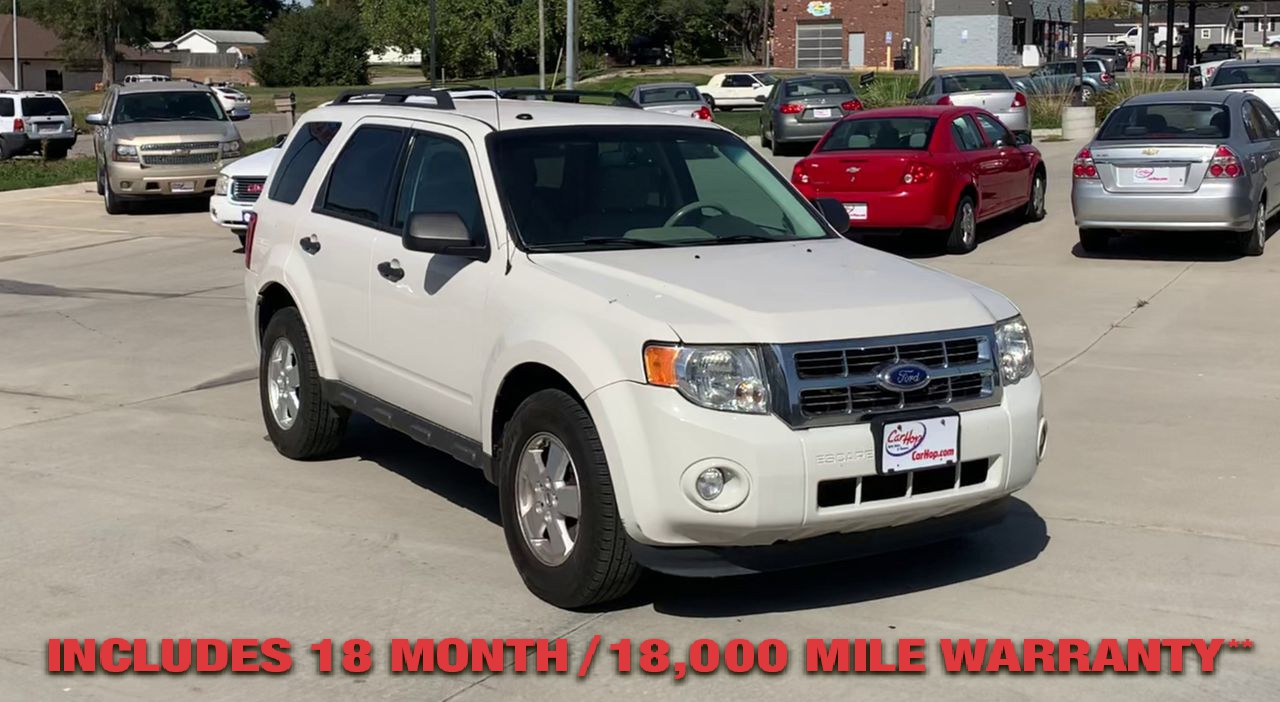 Pre-Owned 2011 FORD ESCAPE XLT Sport