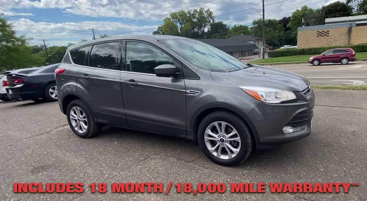 Pre-Owned 2014 FORD ESCAPE SE Sport U