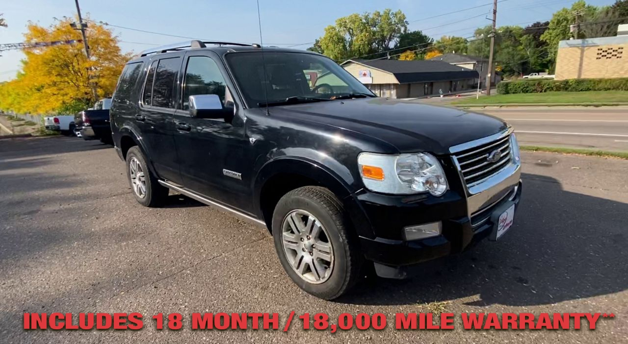 Pre-Owned 2008 FORD EXPLORER Limited Sp