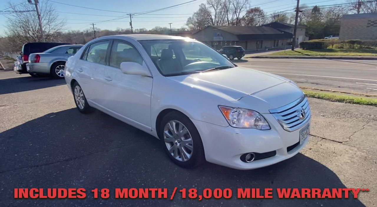 Pre-Owned 2008 TOYOTA AVALON Limited Se