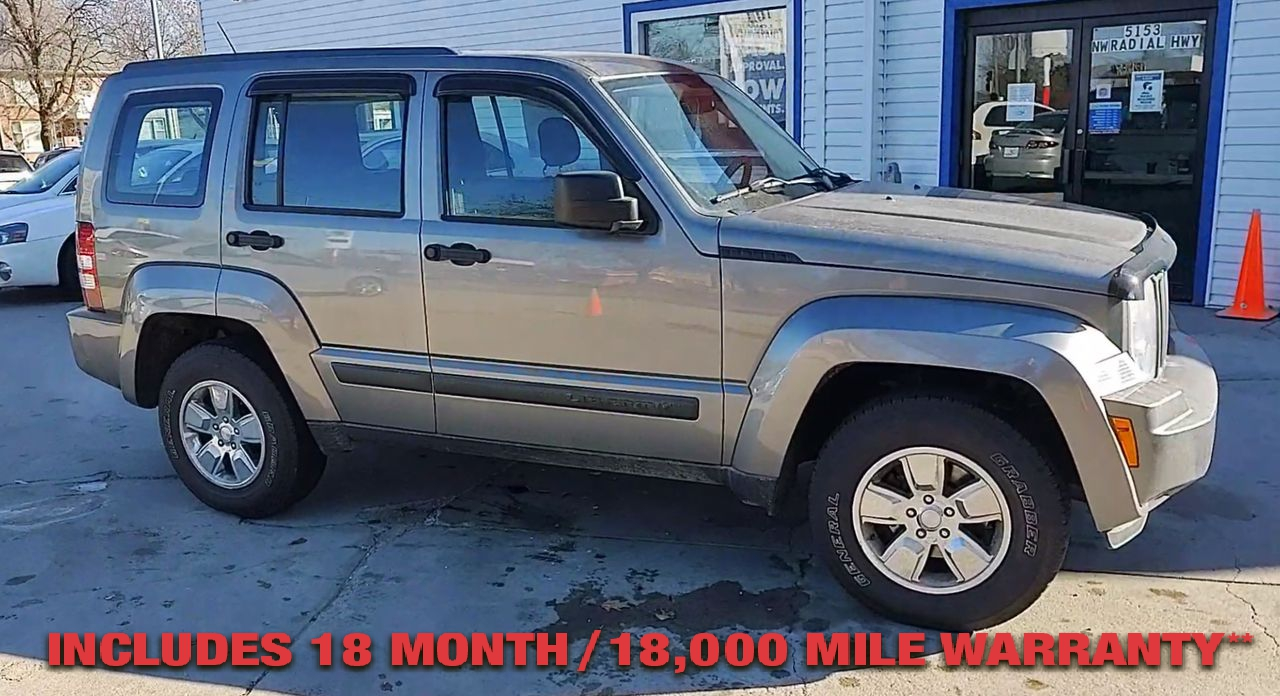 Pre-Owned 2012 JEEP LIBERTY Sport SUV
