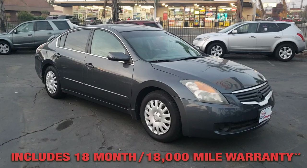 Pre-Owned 2007 NISSAN ALTIMA 2.5 SEDAN