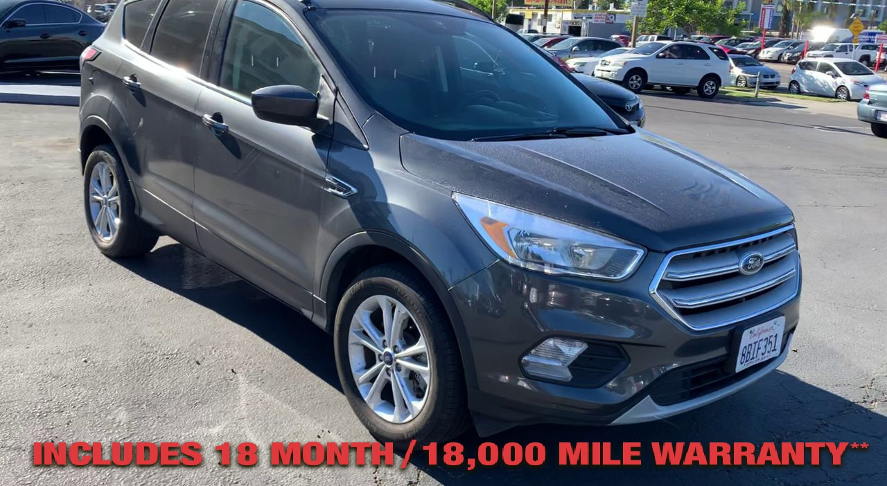 Pre-Owned 2018 FORD ESCAPE SE Sport U