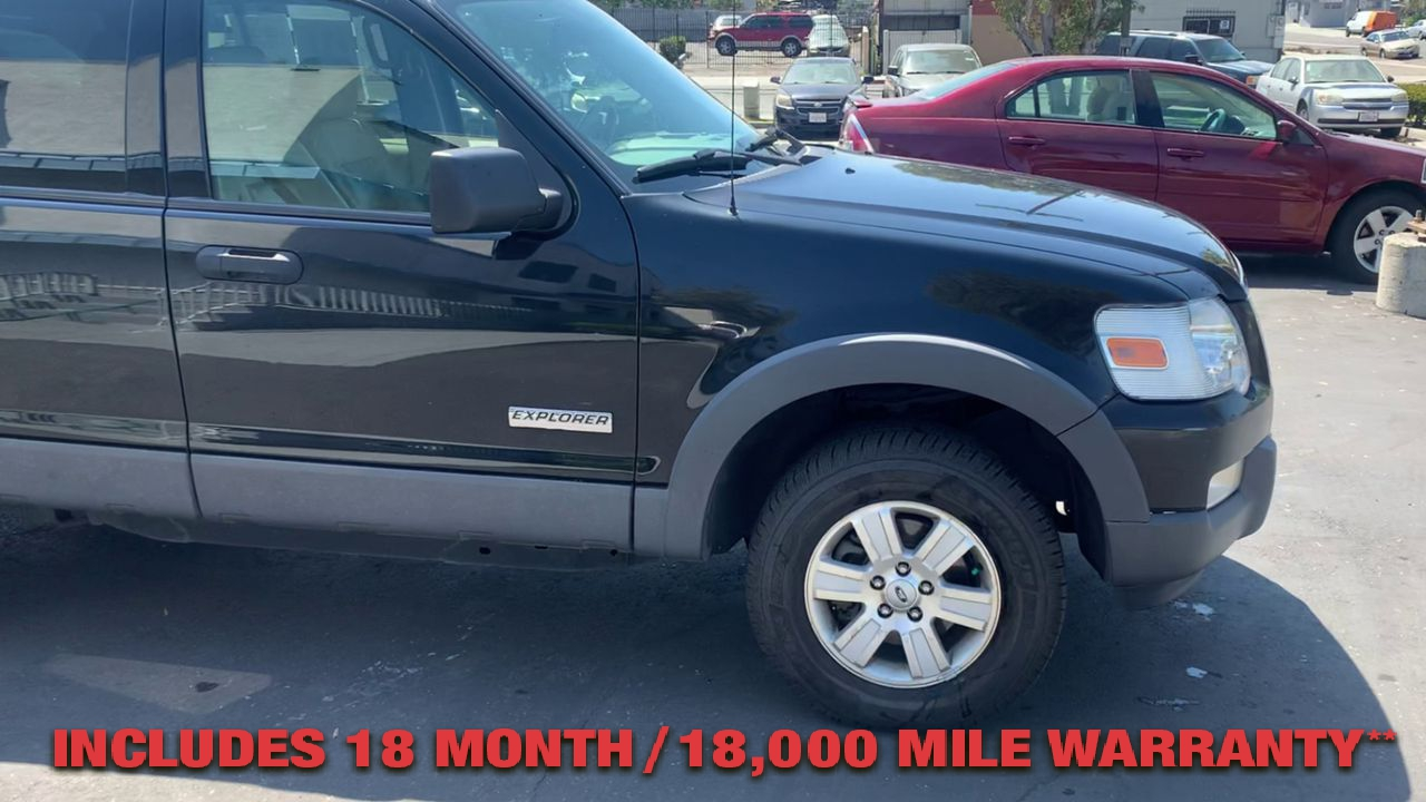 Pre-Owned 2006 FORD EXPLORER XLT Sport