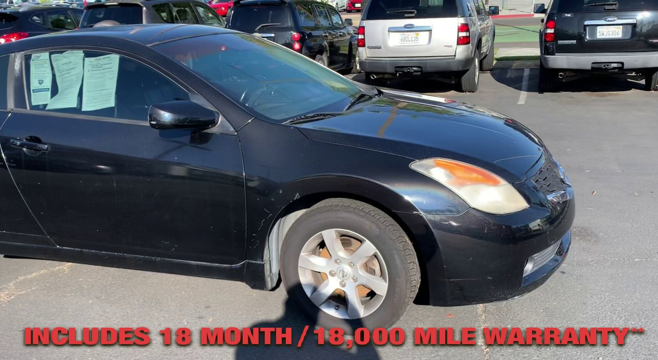 Pre-Owned 2008 NISSAN ALTIMA 2.5 S Coup